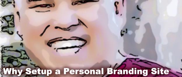Why Should I Setup a Personal Branding Site