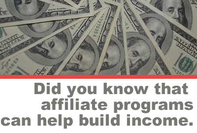 OBR Top 5 Affiliate Programs and Money Making Partners