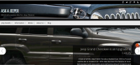 The AskAJeeper site is an information online community that provides all kinds of information for Jeeps. It takes a major topic and makes a complete portal website for it.