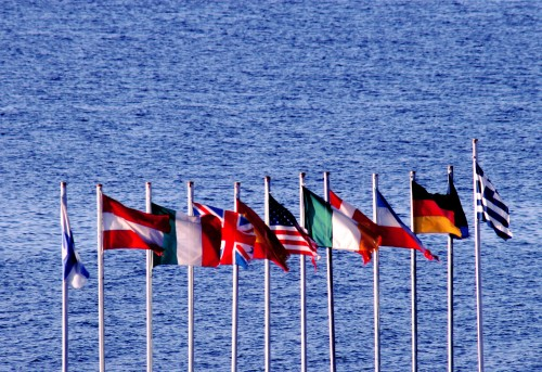 Flags for Selling International