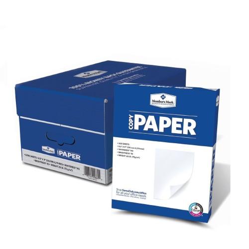 "Member's Mark - Copy Paper, 92 Bright, 8-1/2 x 11"" - Case"
