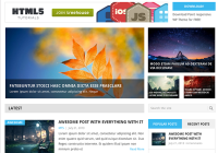 WordPress Theme Review of Point a 5 Star Theme